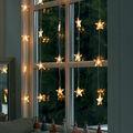 Sirius - Melanie - kurtyna ze świecących gwiazdek - 25 światełek