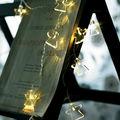 Sirius - Dea - lampki choinkowe - aniołki - 20 energooszczędnych światełek LED