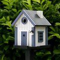 Wildlife Garden - karmnik i domek dla ptaków
