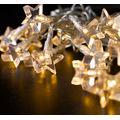 Sirius - Anne - lampki choinkowe - gwiazdki - 20 energooszczędnych światełek LED