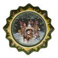 Villeroy & Boch - Toy's Fantasy - głęboki talerz na ciasto - średnica: 39 cm