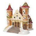 Villeroy & Boch - Fairytale Park - figurka-lampion zamek - wymiary: 16 x 17 x 20 cm