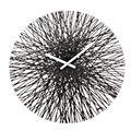 Koziol - Silk - zegar ścienny - średnica: 45 cm