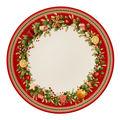 Villeroy & Boch - Winter Bakery Delight - talerz płaski - średnica: 27 cm