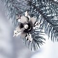 Menu - Christmas Jewelry Black Chrome - kwiat