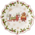 Villeroy & Boch - Annual Christmas Edition 2017 - talerz sałatkowy - średnica: 24 cm