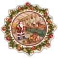 Villeroy & Boch - Toy's Fantasy - talerz na ciasto - średnica: 42 cm