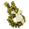Villeroy & Boch - Bunny Tales - dekoracyjny wieniec - zając - wysokość: 45 cm