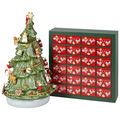Villeroy & Boch - Christmas Toys Memory - kalendarz adwentowy - choinka - wymiary: 25 x 32 x 43 cm