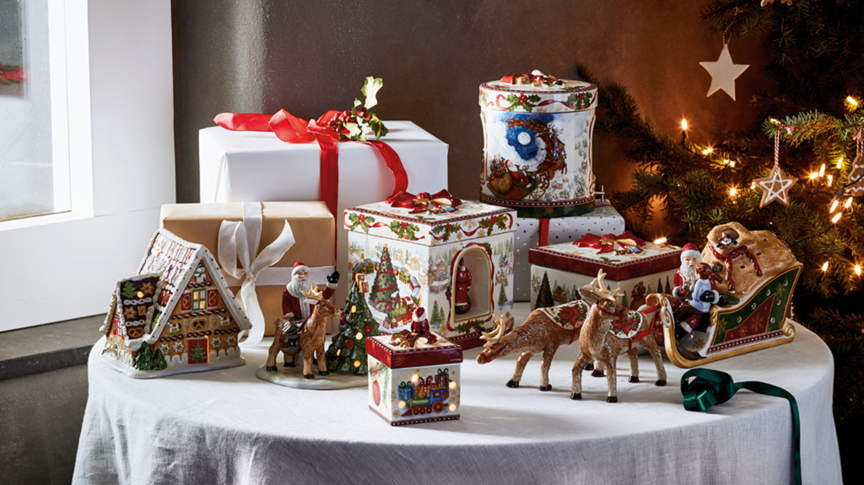 Villeroy & Boch dekoracje świąteczne