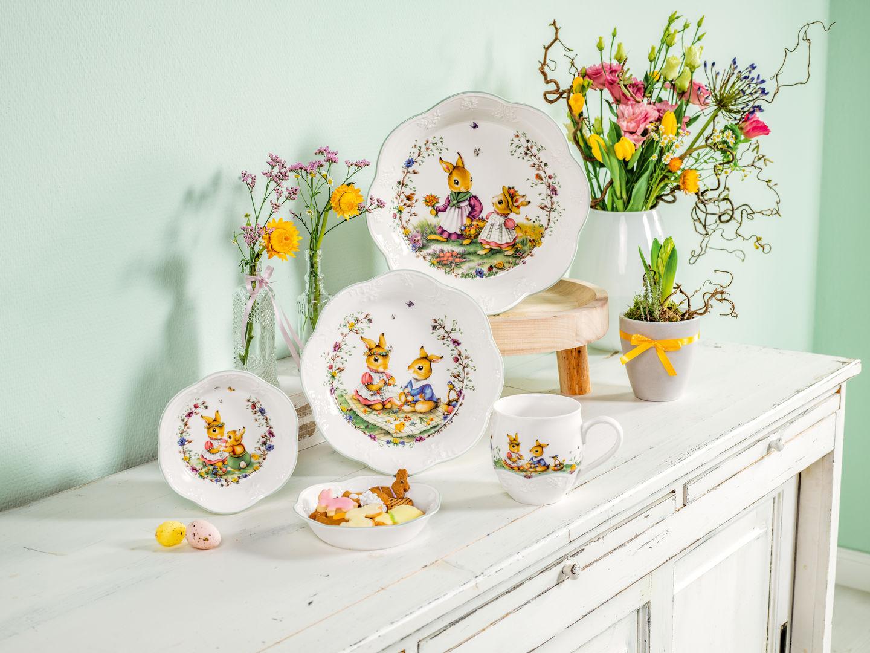 Wielkanocna wyprzedaż 15% rabatu na kolekcje wielkanocne Villeroy & Boch