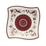 Villeroy & Boch - Samarah Purpur - talerz B&B - wymiary: 19 x 19 cm