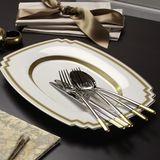 Villeroy & Boch - Ella Gold Plated - sztućce - komplet 30 sztuk