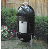 Weber - Smokey Mountain - ogrodowy grill do wędzenia