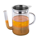 Küchenprofi - szklany oddzielacz do tłuszczu - pojemność: 1,0 l
