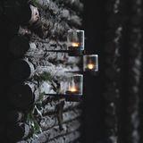 Menu - Pipe - lampion na tealight