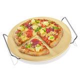 Küchenprofi - kamień do pizzy - średnica: 30 cm