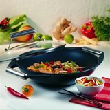 Fissler - Kanton - wok ze stopu aluminium