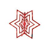 Philippi - Star - zestawy 2 zawieszek gwiazdek