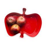 Sagaform - Winter - miska jabłko - wymiary: 23 x 27 cm