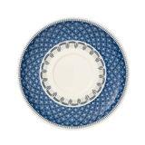 Villeroy & Boch - Casale Blu - spodek do filiżanki do kawy lub herbaty - średnica: 16 cm