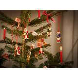 Villeroy & Boch - Nostalgic Ornaments - 3 zawieszki - Mikołaje