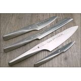 Chroma - Type 301 Hammered - nóż do pieczywa