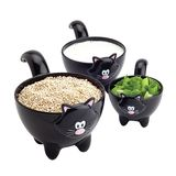 MSC - Meow - zestaw 3 kuchennych miarek