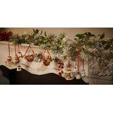 Villeroy & Boch - My Christmas Tree - potrójna zawieszka - bałwanki