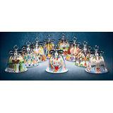 Alessi - Holy Family - dekoracja świąteczna osiołek