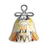 Alessi - Holy Family - dekoracja świąteczna aniołek - wysokość: 8,5 cm