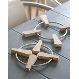 Skagerak - Folding Trivet - podkładka pod gorące naczynia