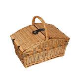 Cilio - Verbania deluxe - kosz piknikowy z wyposażeniem dla 4 osób