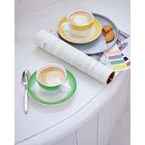 Villeroy & Boch - Colourful Life - spodki do filiżanek do kawy