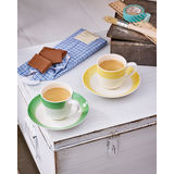 Villeroy & Boch - Colourful Life Lemon Pie - spodek do filiżanki do espresso