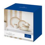 Villeroy & Boch - Colourful Life Natural Cotton - zestaw porcelany