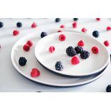 Magisso - ceramika chłodząca - talerz sałatkowy