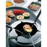 Kela - Bernardino - zestaw do fondue i raclette