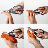 Moha - Scampo - nożyce do owoców morza