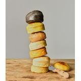 Lurch - FlexiForm - forma na 6 bułek do hamburgerów