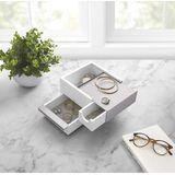 Umbra - Stowit - pudełka na biżuterię