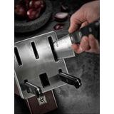 Zwilling - TWIN Gourmet - zestaw noży w bloku ostrzącym