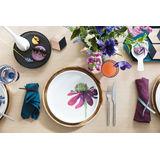 Villeroy & Boch - Artesano Flower Art - talerz płaski
