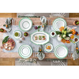 Villeroy & Boch - French Garden Green Line - spodek do filiżanki do kawy lub herbaty