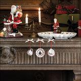 Villeroy & Boch - Toy's Delight Decoration - 3 zawieszki - zastawa stołowa