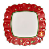 Villeroy & Boch - Toy's Delight - kwadratowy talerz płaski - wymiary: 28 x 28 cm