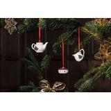 Villeroy & Boch - Toy's Delight Decoration - 3 zawieszki - serwis kawowy