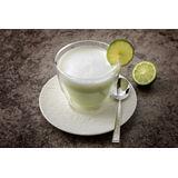 Villeroy & Boch - Manufacture Rock blanc - szklanka do espresso ze spodkiem