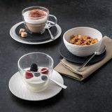 Villeroy & Boch - Manufacture Rock - spodek do filiżanki do espresso