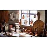Villeroy & Boch - Winter Bakery Decoration - lampion na tealight - piernikowy pociąg